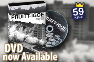 Pruitt-Igoe Myth DVD