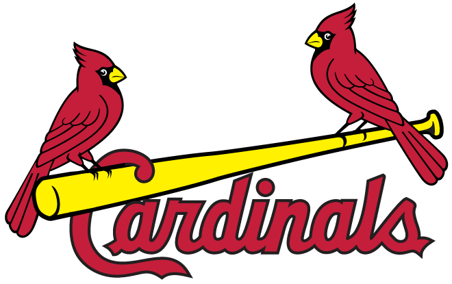 Cardinals Logo - Birds on a Bat 660px