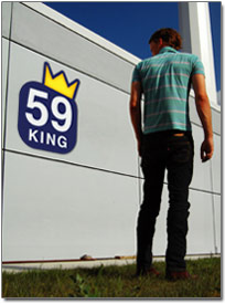 the 59 King