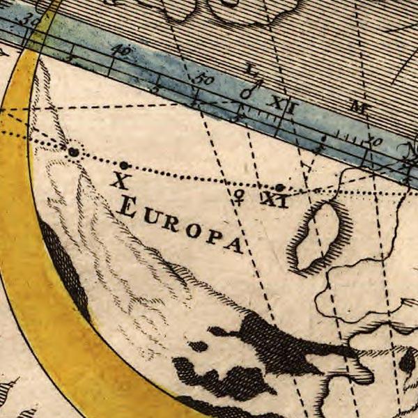 Solar Eclipse Chart image detail