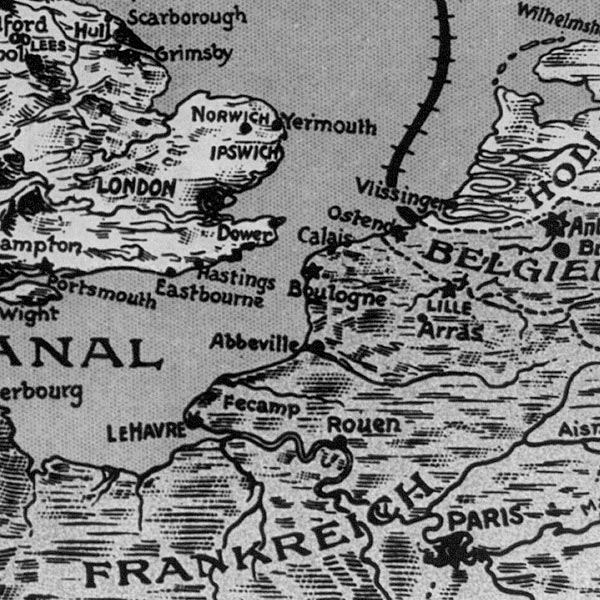 The German Navy and the British Isles image detail
