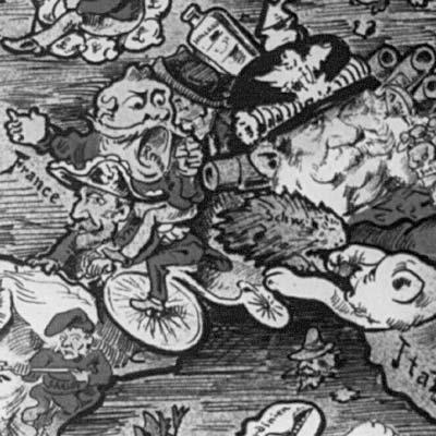 Das heutige Europa  image detail