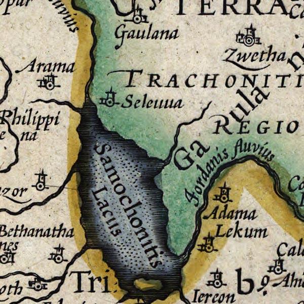 Terra Sancta : Palestina. image detail