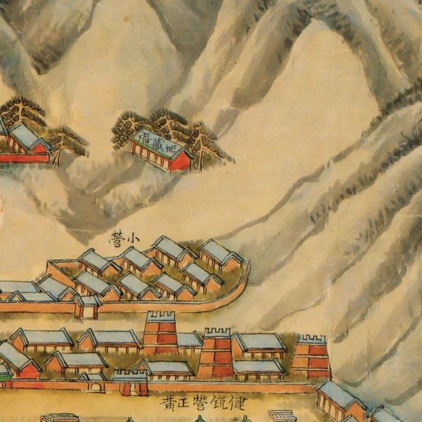 Beijing Yi he yuan he ba qi bing ying image detail