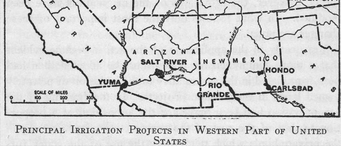 Irrigation projects in American West wide thumbnail image