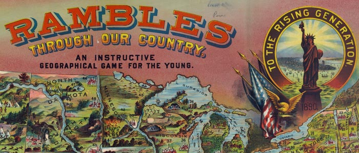 Rambles Through our Country wide thumbnail image