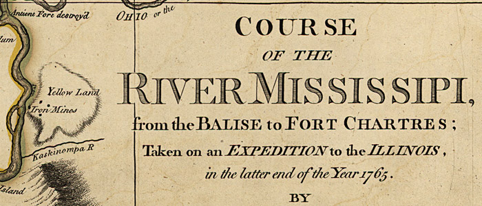 British Survey of the Mississippi River wide thumbnail image