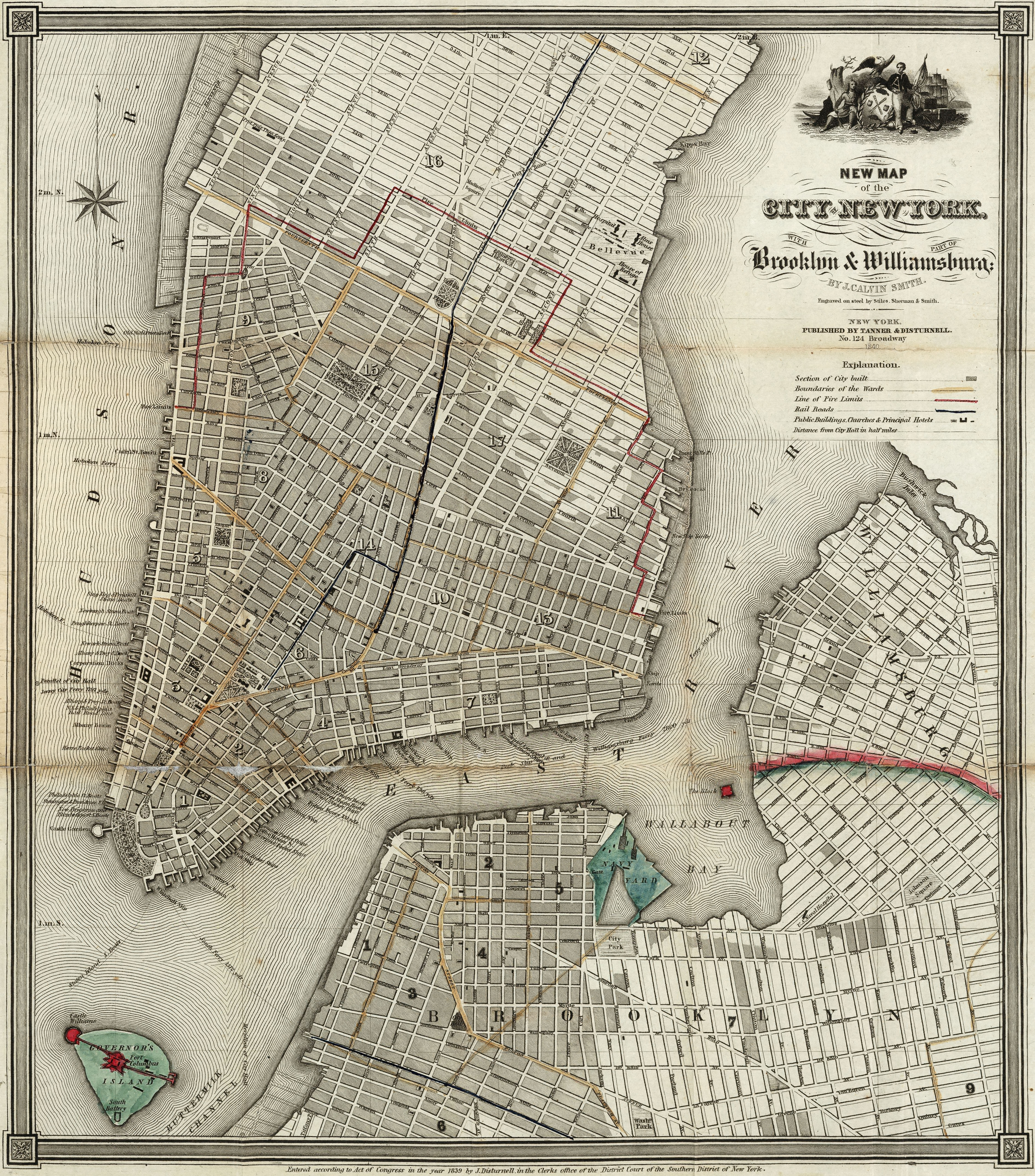 Free Downloads Of Large Old New York City Maps Minimalgoods - Old map shop