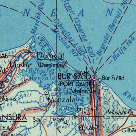 Polish Army Topography Service Maps (1967) image detail