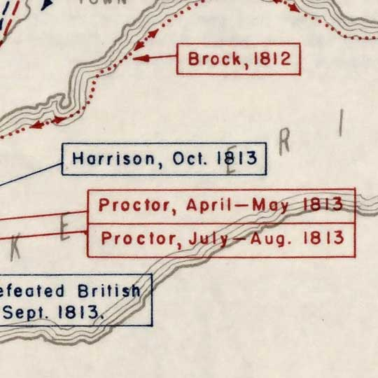 War of 1812 Naval Campaigns image detail