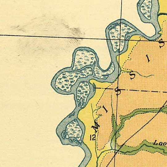 Geology and Agriculture in Tennessee (1896) image detail