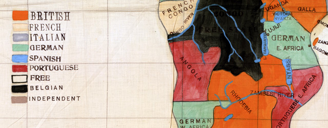 Missionary Map of Africa wide thumbnail image