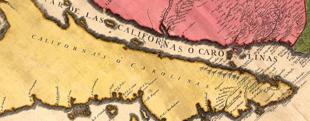 La Californie ou Nouvelle Caroline  wide thumbnail image