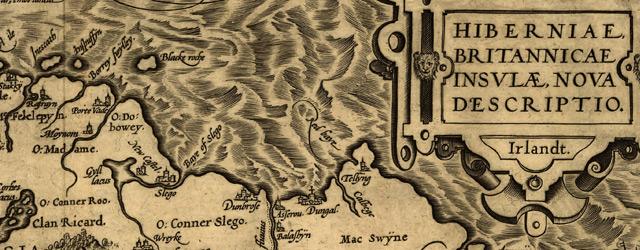 Hiberniae, Britannicae Insvlae nova descripto wide thumbnail image