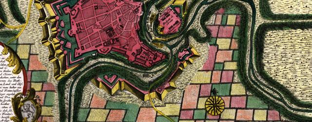 Luxembourg, une fortresse tres-celebre de la duché de cette nom dans Pais-Bas  wide thumbnail image