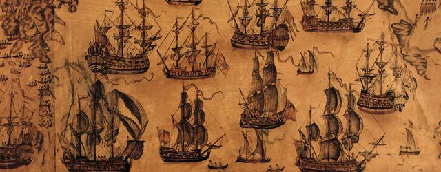 Plan du Cap Breton, dit Louisbovrg avec ces environs pries wide thumbnail image