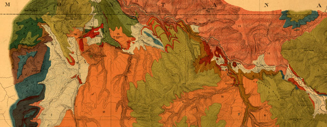 Preliminary geological map of the Yellowstone National Park wide thumbnail image