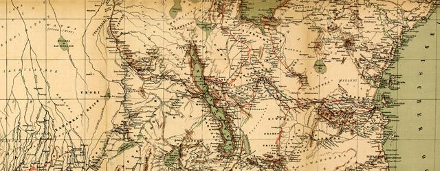 Central-Afrika nach den neuesten Forschungen bearbeitet von Dr. Joseph Chavanne. wide thumbnail image