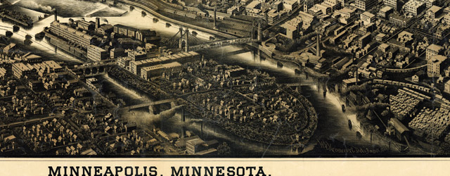 Minneapolis, Minnesota wide thumbnail image
