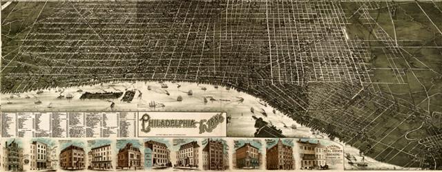 Philadelphia in 1886 wide thumbnail image