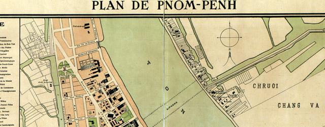 Plan de Pnom-Penh wide thumbnail image