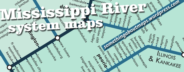 Daniel Huffman's map of the Mississippi River system wide thumbnail image