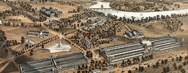 Philadelphia's Centennial Expo (1876) wide thumbnail image