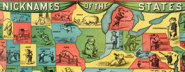 U.S. States given porcine nicknames (1884) wide thumbnail image