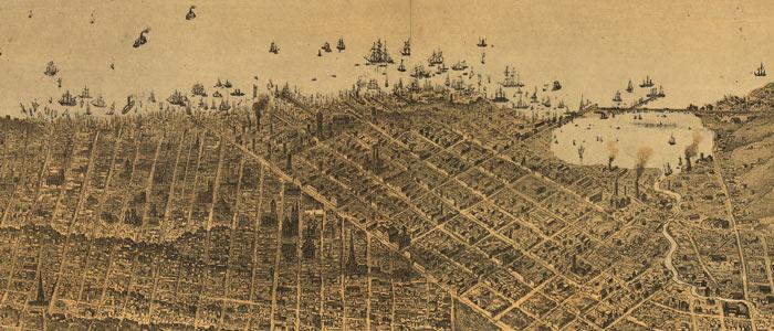 Birdseye View of San Francisco image
