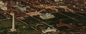 H.H. Green's birdseye view of Washington D.C. In 1916. Birdseye view of Washington D.C., the Nation's capital. Date: 1916 Author: H.H. Green Dwnld: Full Size (8.0mb) Print Availability: See our Prints Page for more details pff This map isn't part of any series, but we have other Washington DC maps that you might want to check out. H.H. Green's birdseye map of Washington, D.C. [gmap] in 1916. For more maps and...