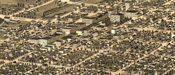 Niles City Michigan