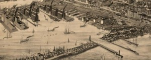 H. Wellge's perspective map of Duluth, Minnesota in 1893. Perspective Map of Duluth, Minnesota Date: 1893 Author: H. Wellge Dwnld: Full Size (14.5mb) Print Availability: See our Prints Page for more details pff This map isn't part of any series, but we have other maps of Minnesota that you might want to check out. Wellge's birdseye map of Duluth, Minnesota [gmap] in 1893. For more maps and images from this period...