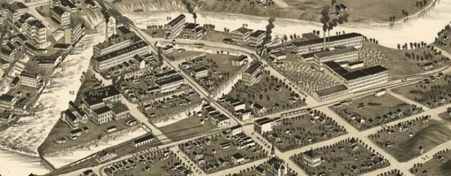 C.J. Pauli&#039;s birdseye map of South Bend, Indiana in 1890. Birdseye Map of South Bend, Indiana  Pauli Date: 1890 Author: C.J. Pauli Dwnld: Full Size (15.2mb) Print Availability: See our Prints Page for more details pff This map isn&#039;t part of any series, but we have other Featured maps that you might want to check out. This is a pretty unlovely little complicated birdseye, and I&#039;m choosing to believe...