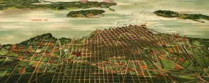 Alvord-Peters Co.&#039;s birdseye map of Sandusky, Ohio in 1898. Birdseye view Sandusky, Ohio Date: 1898 Author: Alvord-Peters Co. Dwnld: Full Size (13.1mb) Print Availability: See our Prints Page for more details pff This map isn&#039;t part of any series, but we have other Ohio maps that you might want to check out. Alvord-Peters Co.&#039;s birdseye map of Sandusky, Ohio&nbsp;[gmap] in 1898. For more maps and images from this period in...
