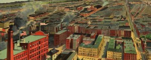Geo. H. Walker's birdseye view of Boston in 1902. Birdseye view of Boston, Beach & Clarridge Co. Date: 1902 Author: Geo. H. Walker and Co. Dwnld: Full Size (10.6mb) Print Availability: See our Prints Page for more details pff This map isn't part of any series, but we have other maps of Boston that you might want to check out. I can only salute the hubris of the Beach &...