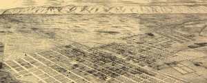 Syd W. Arnold's birdseye map of Yakima, Washington in 1889 Birdseye view of Yakima, Washington Date: 1889 Author: Syd W. Arnold Dwnld: Full Size (18.0mb) Print Availability: See our Prints Page for more details pff Arnold's birdseye map of Yakima, Washington [gmap] in 1889. For more maps and images from this period in the region's history, visit the Washington State Historical Society.