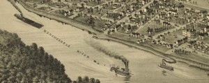 T.M. Fowler's birdseye map of Roscoe, Pennsylvania in 1902. Birdseye view of Roscoe, Pennsylvania Date: 1902 Author: T.M. Fowler Dwnld: Full Size (4.3mb) Print Availability: See our Prints Page for more details pff This map isn't part of any series, but we have other maps of Pennsylvania that you might want to check out. Fowler's birdseye map of Roscoe, Pennsylvania [gmap] made in 1902. For more maps and images from this...
