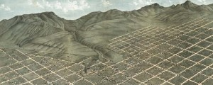 Augustus Koch&#039;s birdseye map of Salt Lake City, Utah in 1870. Birdseye view of Salt Lake City, Utah Date: 1870 Author: Augustus Koch Dwnld: Full Size (18.8mb) Print Availability: See our Prints Page for more details pff This map isn&#039;t part of any series, but we have other maps of Utah that you might want to check out. Agustus Koch&#039;s birdseye map of Salt Lake City, Utah&nbsp;[gmap] in 1870. This...