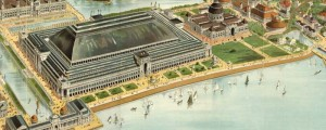 Rand McNally's birdseye view of the World's Columbian Exposition, in 1893 Birdseye view of the World's Columbian Exposition, Chicago Date: 1893 Author: Rand McNally Dwnld: Full Size (18.3mb) Print Availability: See our Prints Page for more details pff This map isn't part of any series, but we have other Illinois maps that you might want to check out. Rand McNally's birdseye view of the Columbian Exposition [gmap] in Chicago, Illinois from...