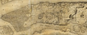 Topographical Map Of The City and County Of New - York Colton's Topographical Map Of The City and County Of New York (1836) Date: 1836 Author: J H Colton Dwnld: Full Size (11.70mb) Source: Rumsey Map Collection Print Availability: See our Prints Page for more details pff This map isn't part of any series, but we have other maps of New York City that you might want to check out....
