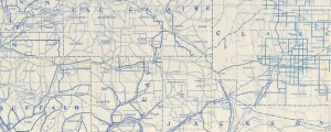 Bicycle Road Map of Wisconsin. Published by Wisconsin Division, League of American Wheelmen Bicycle Road Map of Wisconsin. League of American Wheelmen (1897) Date: 1897 Author: League of American Wheelmen Dwnld: Full Size (6.36mb) Source: Rumsey Map Collection Print Availability: See our Prints Page for more details pff This map isn&#039;t part of any series, but we have other maps of Wisconsin that you might want to check out. Time,...