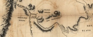 A map of Mackenzie's track from Fort Chipewyan to the north sea in 1789 Maps of Alexander Mackenzie's explorations in Canada in 1793 Date: 1801 Author: Alexander Mackenzie Dwnld: Full Size (4.45mb) Source: Library of Congress Print Availability: See our Prints Page for more details pff This map isn't part of any series, but we have other historical maps that you might want to check out. Sir Alexander Mackenzie was...