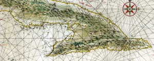 Map of the complete island of Cuba Vingboons&#039; Map of Cuba (1639) Date: 1639 Author: Johannes Vingboons Dwnld: Full Size (8.01mb) Source: Library of Congress Print Availability: See our Prints Page for more details pff This map isn&#039;t part of any series, but we have other maps of Cuba that you might want to check out. Another map by Johannes Vingboons; this one of Cuba&nbsp;[gmap]. (And, whoa... easy with the...