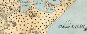 Nouvelle decouverte de plusieurs nations dans la Nouvelle France en l'année 1673 et 1674 Map of Jolliet's Discoveries in America in 1673 and 1674 Date: 1674 Author: Jolliet Dwnld: Full Size (7.86mb) Source: Library of Congress Print Availability: See our Prints Page for more details pff This map isn't part of any series, but we have other maps of the Mississippi River that you might want to check out. Not […]