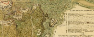 Siège de Savannah fait par les troupes françoises aux ordres du général d'Estaing vice-amiral de France Map of the Siege of Savannah (1779) Date: 1779 Author: Pierre Ozanne Dwnld: Full Size (2.66mb) Source: Library of Congress Print Availability: See our Prints Page for more details pff This map isn't part of any series, but we have other maps of Georgia that you might want to check out. In honor of […]
