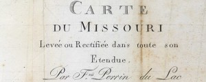 Carte du Missouri : levee ou rectifiée dans toute son etendue / par F'ois Perrin du Lac. Perrin du Lac's Map of the Banks of the Missouri River (1802) Date: 1802 Author: M Perrin du Lac Dwnld: Full Size (4.24mb) Source: Library of Congress Print Availability: See our Prints Page for more details pff This map isn't part of any series, but we have other maps of the U.S. Midwest […]