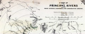 A map of the principal rivers shewing their courses, countries, and comparative lengths. Starling's map of the principal rivers shewing their courses, countries, and comparative lengths (1834) Date: 1834 Author: Thomas Starling Dwnld: Full Size (11.58mb) Source: Rumsey Map Collection Print Availability: See our Prints Page for more details pff This map isn't part of any series, but we have other educational maps that you might want to check out. […]