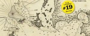 Bathymetric map of Tampa Bay by Spain Directorate of Hydrography in 1809 US40 #19 TAMPA, FLORIDA (Bathymetric Map, 1809) Date: 1809 Author: Spain Directorate of Hydrography Dwnld: Full Size (1mb) Source: Library of Congress Print Availability: See our Prints Page for more details pff This map is part of a series depicting the 40 largest cities in the United States (as ranked by CBSA). This series will run through the...