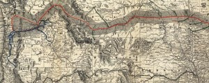 Rand McNally&#039;s map of the Northern Pacific Railroad. From 1882. Map of Northern Pacific Railroad Date: 1882 Author: Rand McNally Dwnld: Full Size (15.2mb) Print Availability: See our Prints Page for more details pff This map isn&#039;t part of any series, but we have other railroad maps that you might want to check out. Here&#039;s a map of the Northern Pacific Railroad. I&#039;m afraid that I&#039;m not all that knowledgeable,...