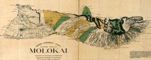 Molokai / triangulation by W.D. Alexander and M.D. Monsarrat Molokai, Hawaii in 1879 Date: 1879 Author: F S Dodge Dwnld: Full Size (10.11mb) Source: Library of Congress Print Availability: See our Prints Page for more details pff This map isn't part of any series, but we have other maps of Hawaii that you might want to check out. Map of the island of Molokai [gmap]; the fifth-largest of the Hawaiian islands, […]